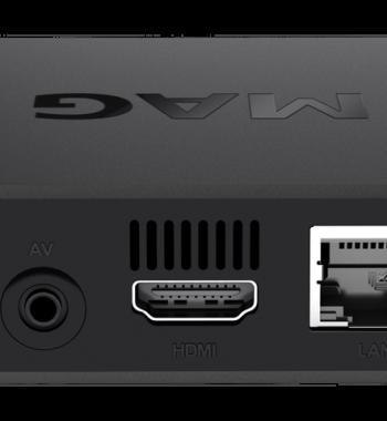 Infomir MAG322 IPTV TV Box